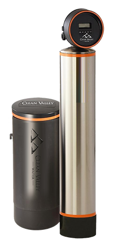 Clean valley water softener system
