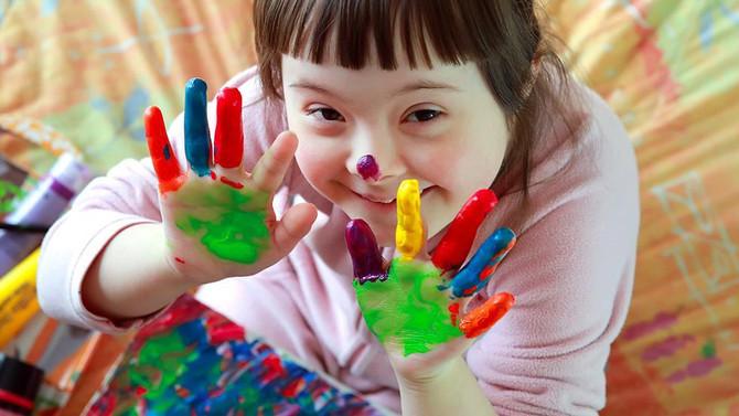 Síndrome de Down: como ajudá-los a entender a realidade.