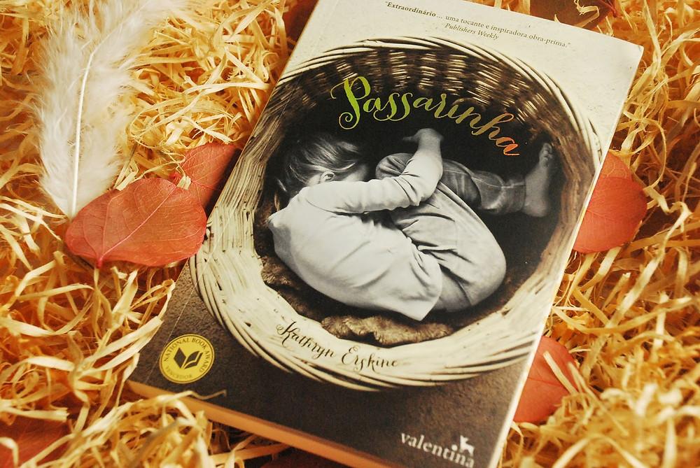"Livro ""Passarinha"""