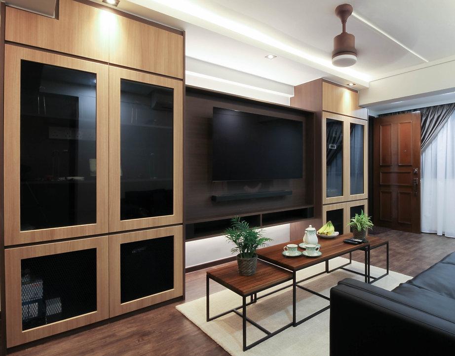 simple luxury living