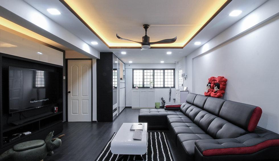 sense _ semblance - modern living space.