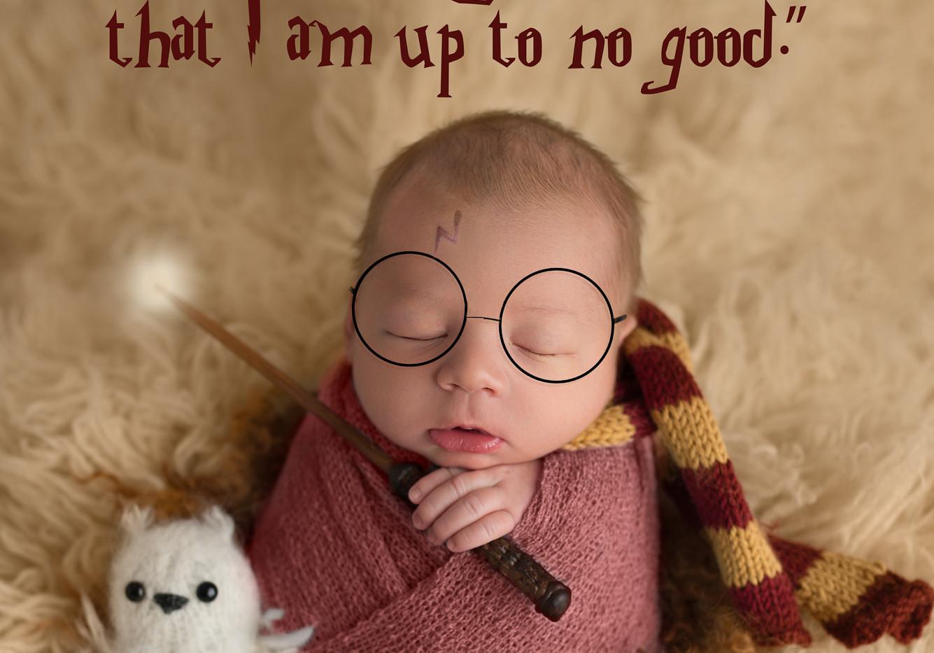 Harry Potter Upstate NY Newborn.jpg