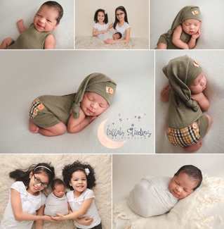 Amsterdam NY Newborn Session - Amir