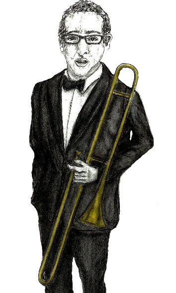 Senior Recital Poster