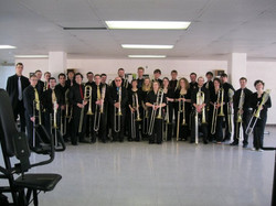 The Ithaca College Trombone Troupe