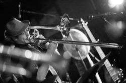 Hipster Trombone