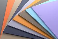 Kunststoffplatte, Kunststoffrohr, Acryl, POM, PVC