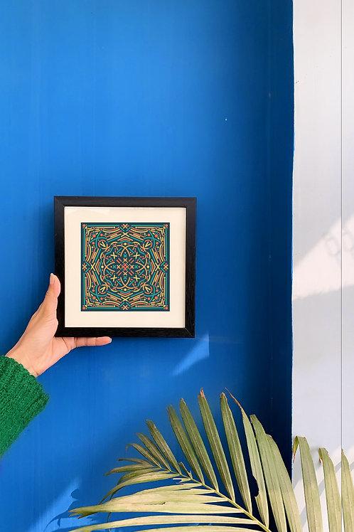 Vivid Tessellation III