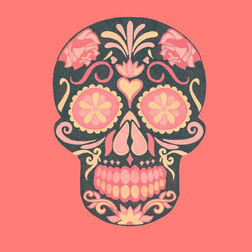 #sugarskull #illustration #art #design #