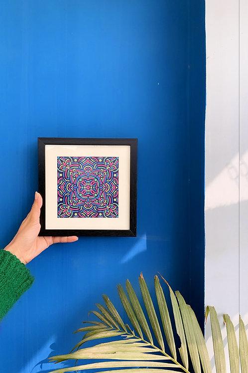 Vivid Tessellation I