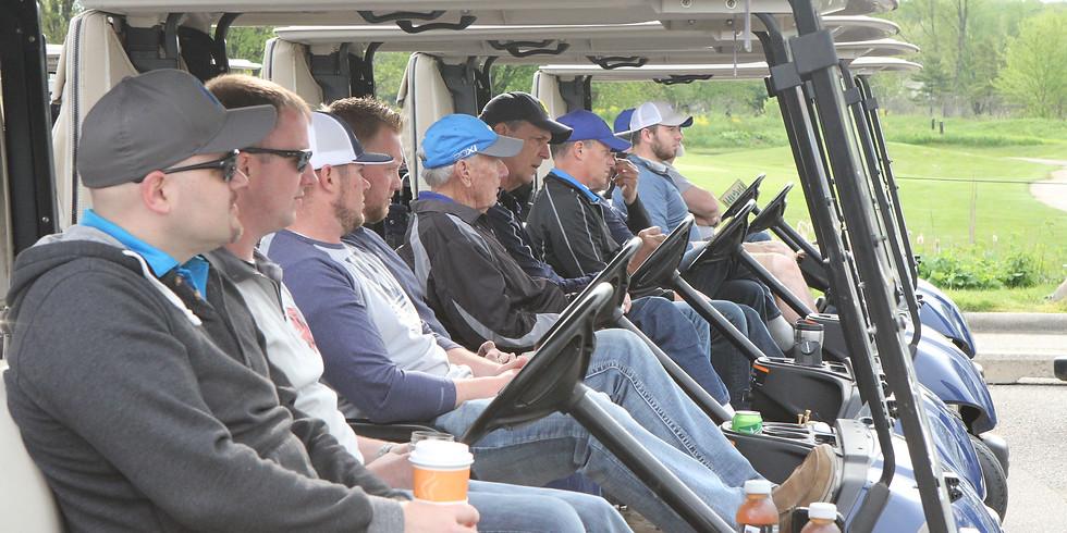 Golf Scramble Fundraiser  $100 per person / $400 per foursome