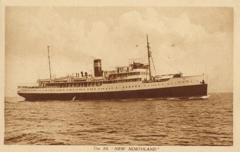 Le New Northland, Clark Steamship