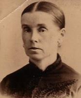 Mary Wilson, épouse de François-Xavier Chouinard, mariage en 1866 aux Îlets-Caribou