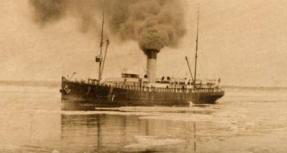 Le brise-glace GCC Montcalm, Archives de la Côte-du-Sud