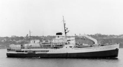 Le GCC Brise-glace C.D. Howe