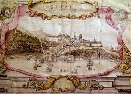 Québec vers 1700