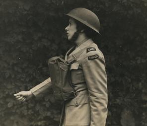 Magella Simard, durant la 2e guerrre mondiale, 1939-1945