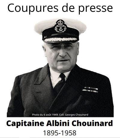 Photo Cahier de Presse -- Capitaine Albini Chouinard 1895-1958.JPG