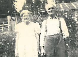 Odile Pipe Paquet et Yvon Paquet de Rivière-Pentecôte, Côte-Nord, grand-parent de Robert-Patrick Chouinard