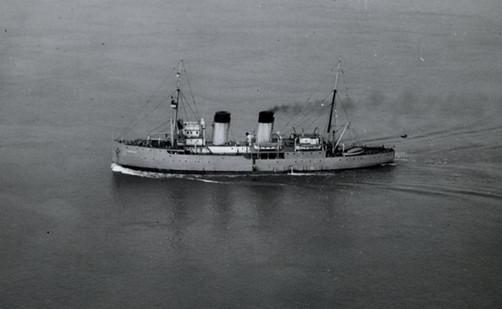 GCC Brise-glace N.B. McLean en 1930.