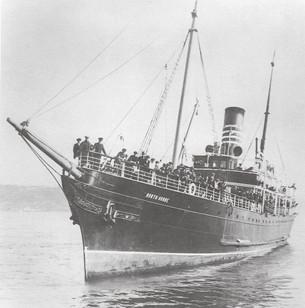Le North Shore en 1922