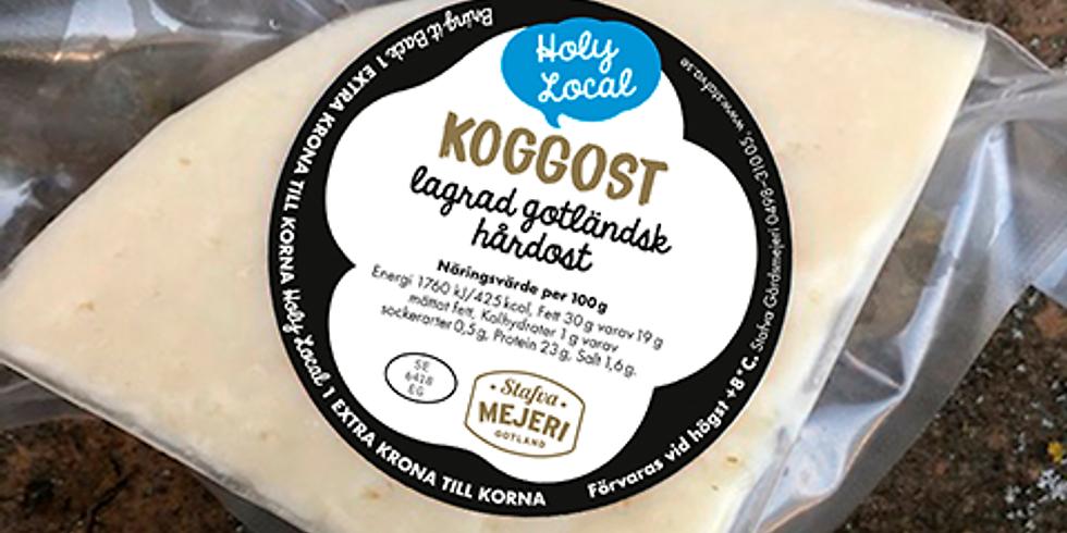Holy Local Stafva KOGG ost goes LIDL