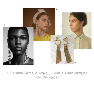 Site Vogue Brasil - Abril 2020