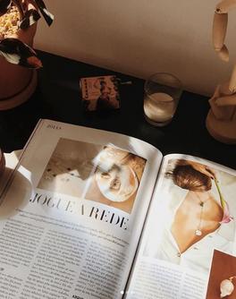 Harpers Bazaar - Jan 2019