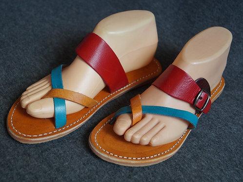 Sandales cuir #38 #39