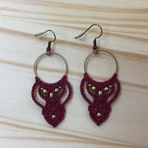 Boucles d'oreilles Jiulia