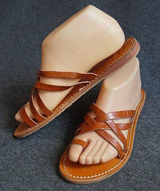 Sandales cuir #37
