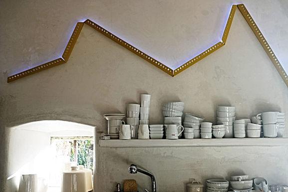 Lampe en papier recyclé Usha