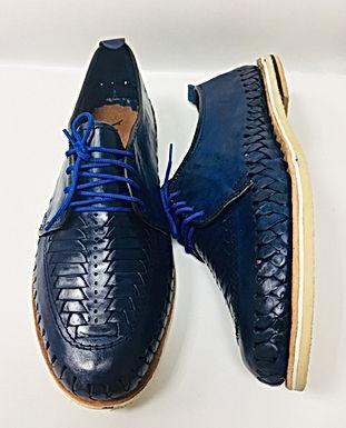 Chaussures bleues pour homme  #41 #44