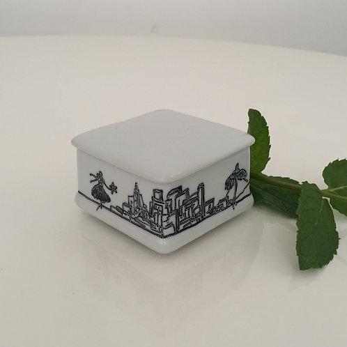 Boîte céramique