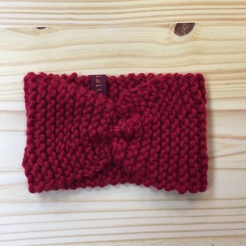 Bandeau tricoté