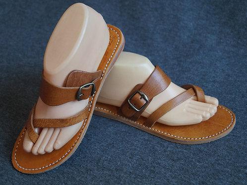 Sandales cuir #38