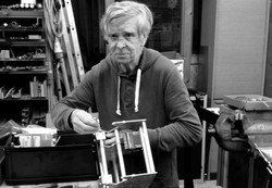 Dieter Ainedter baut Prototypen grundsätzlich selbst zusammen