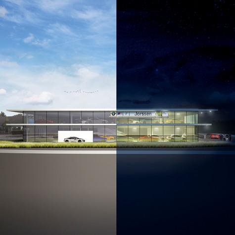BMW - Jorssen - Nouvelle concession mars 2018