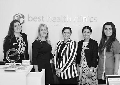 Best Health Clinic Team