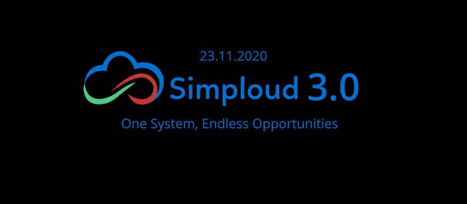 Simploud 3.0 is here: Simple solutions to complex problems.