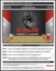 MC Sundevil Football - Riddell Helmets | Shoulder Pads