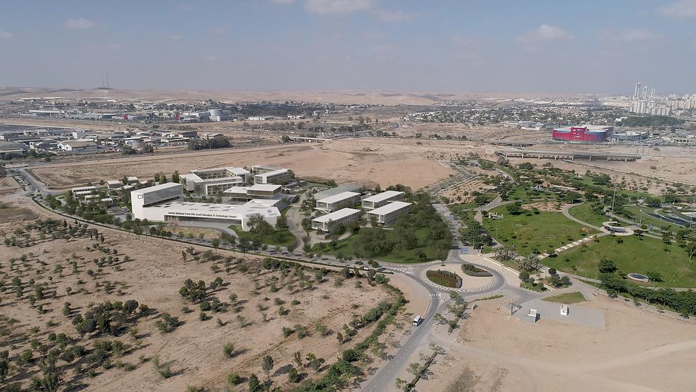 Zionist Village in the Negev