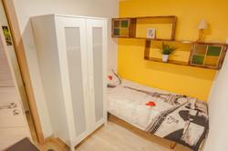 Apricot Bedroom