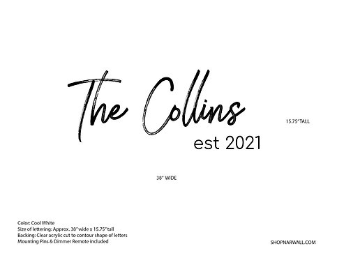 The Collins est 2021