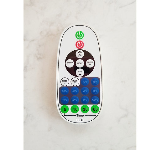 RGB remote and controller