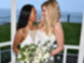LGBT wedding elopement san luis obispo beach locations pismo morro bay cayucos cambria moonstone beach montana de oro