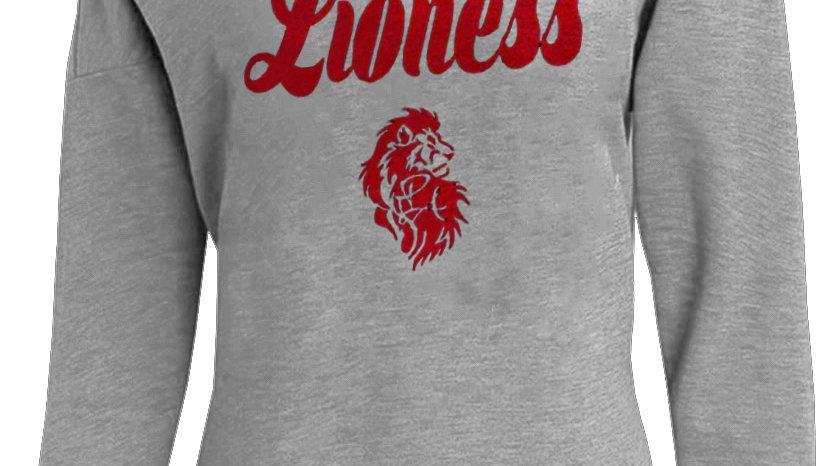 Lioness Off Shoulder Sweatshirt