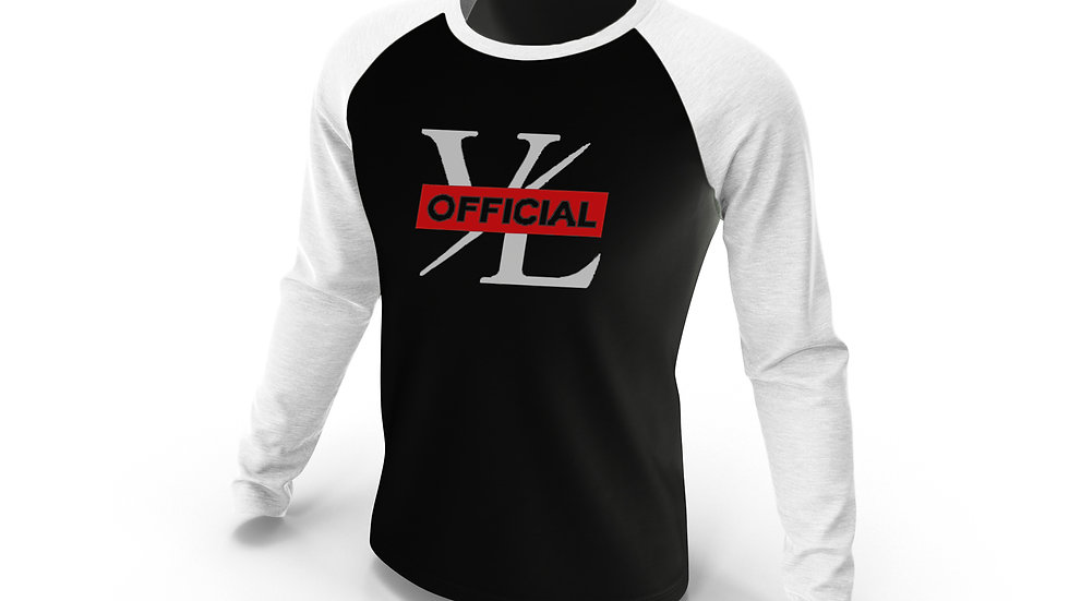 Virginia Legends / Official Long Sleeve Baseball Tee