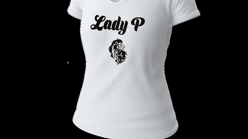 Lady P Lion Logo