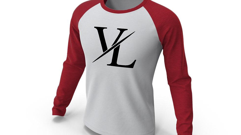 Virginia Legends Logo Only Long SleeveB aseball Tee